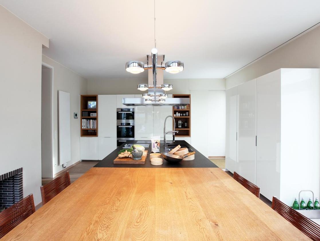 Kücheninsel Esstisch