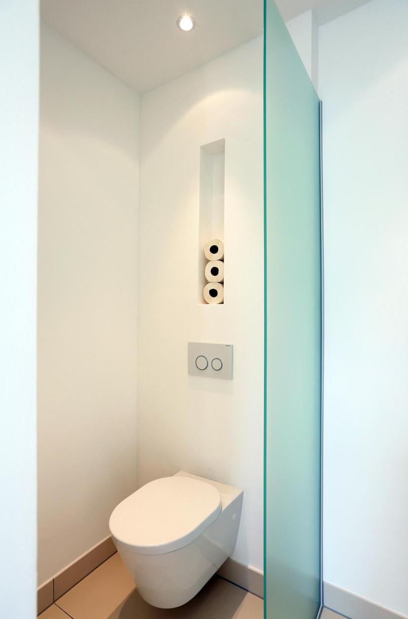 WC, 2. Etage