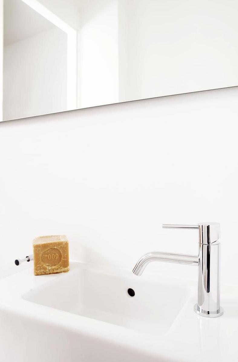 Waschbecken Gäste-WC