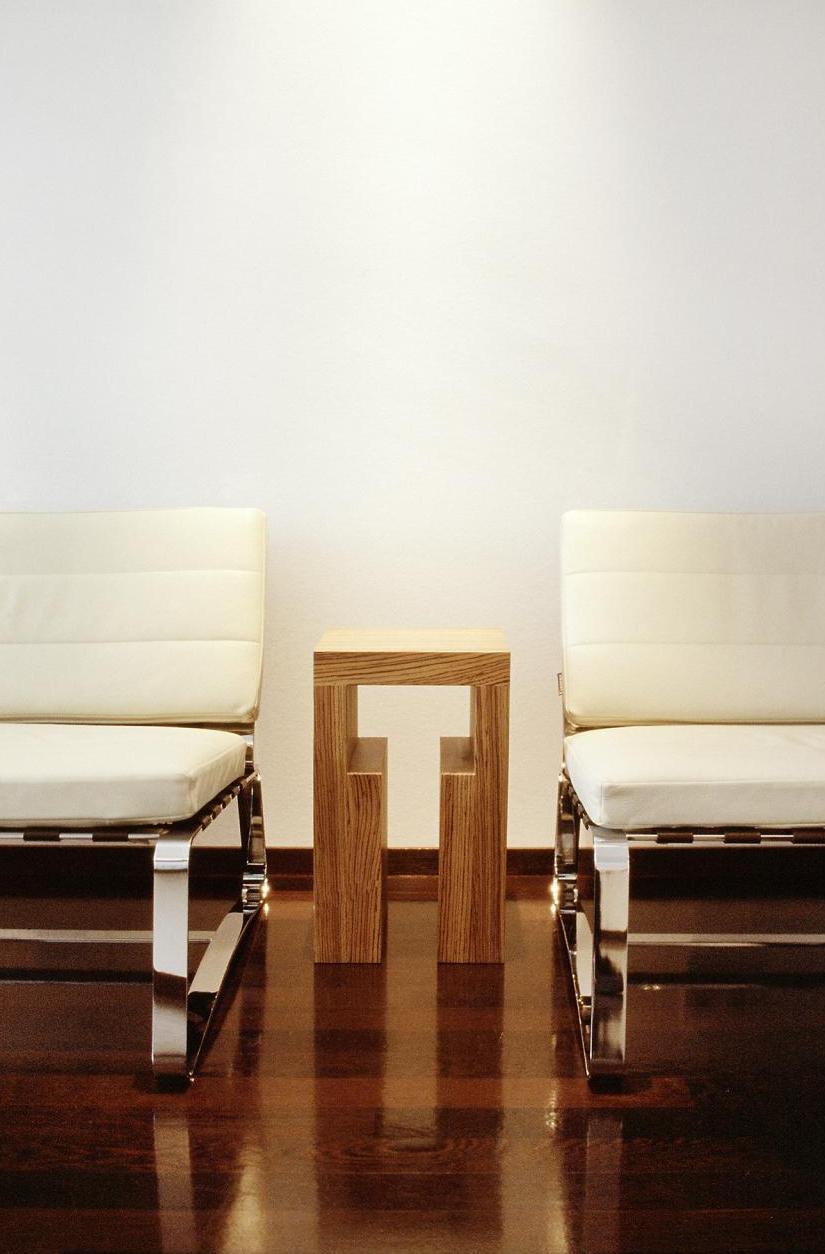 Besucherstühle
