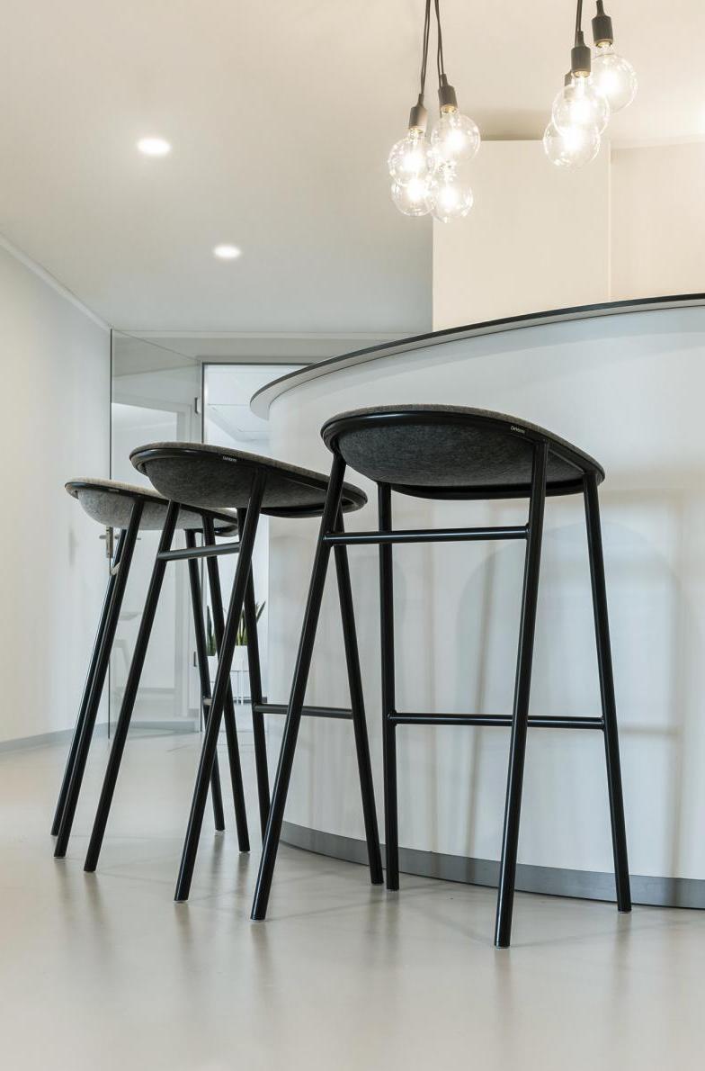 Teeküche-Lounge