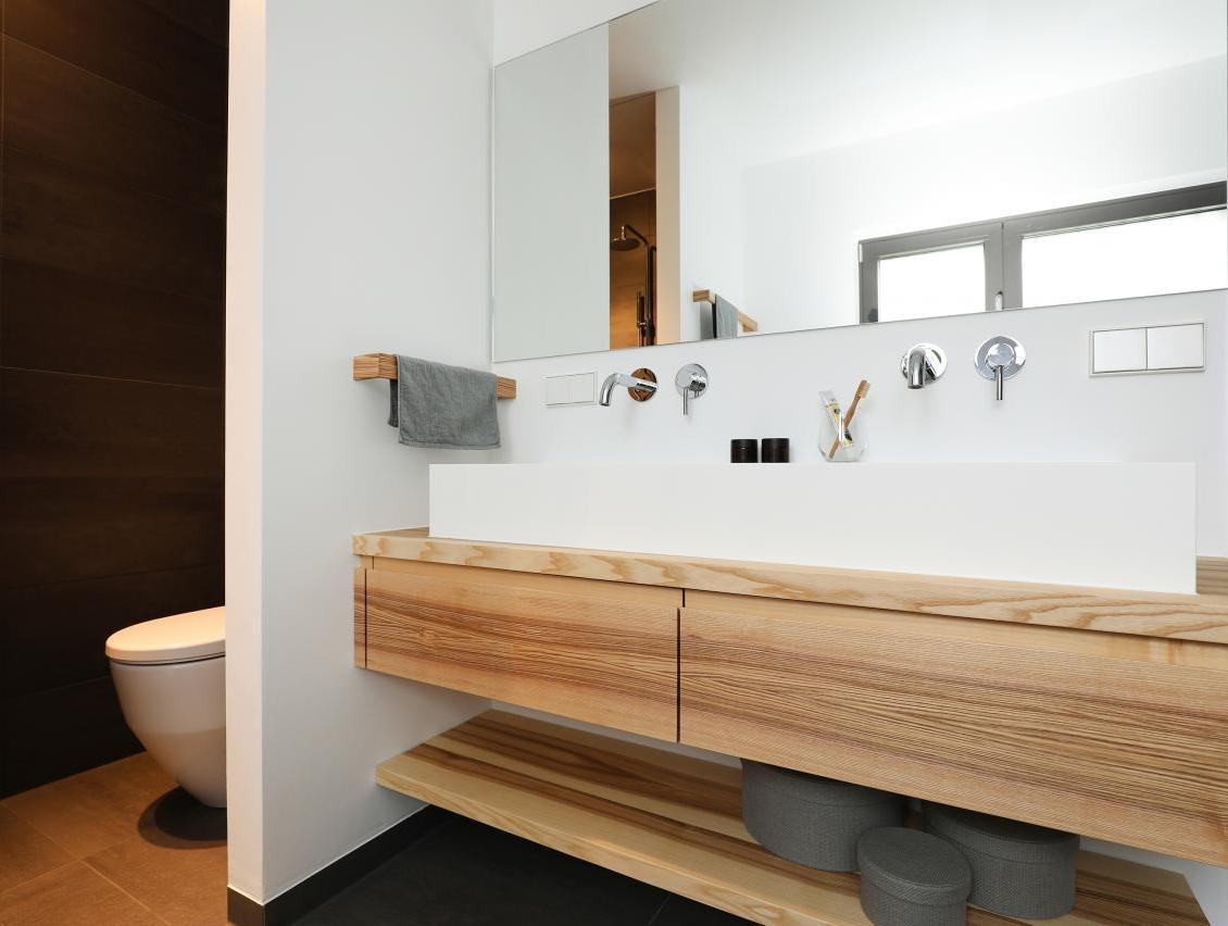 WC Nische